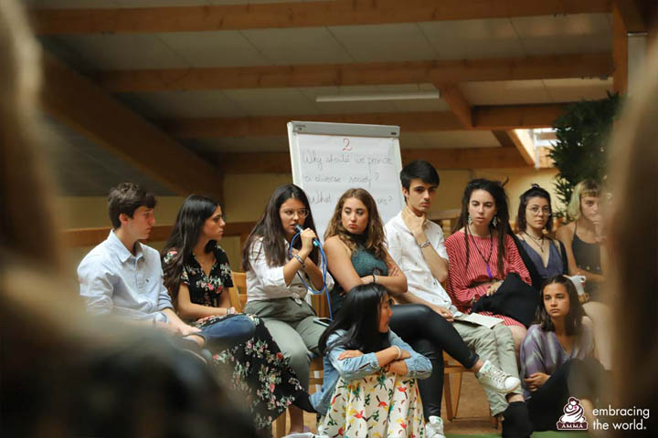 Discussion : « En quoi la promotion de la diversité dans la société est-elle bénéfique au niveau collectif ? »